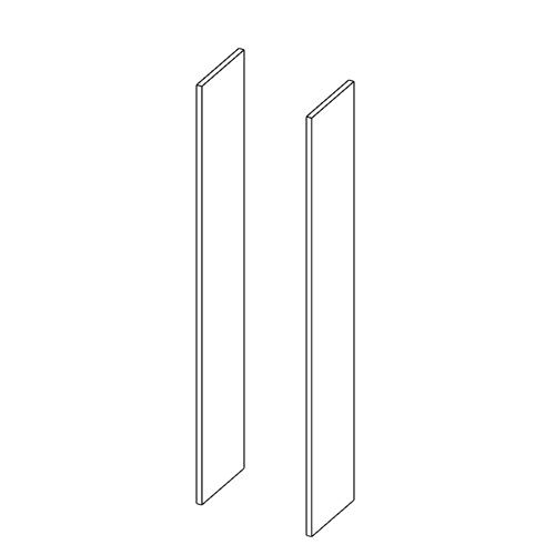 Immagine di Libreria 1 Vano: Disegna in libertà cominciando da due montanti