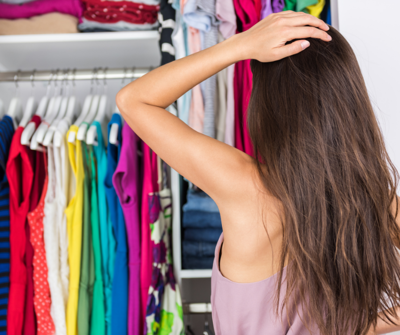 Come mettere ordine nel tuo armadio (anche se non sei giapponese)